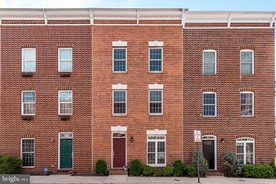Federal Hill, Federal Hill - Riverside, Federal Hill South Townhouse For Sale: 1502 Stack Street
