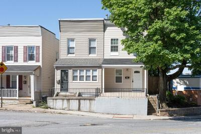 Baltimore Single Family Home For Sale: 4030 Hickory Avenue
