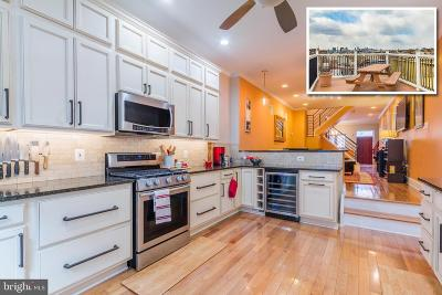 Canton Townhouse For Sale: 906 S Baylis Street
