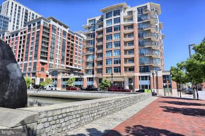Baltimore City Condo For Sale: 1400 Lancaster Street #504