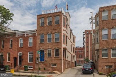 Canton Townhouse For Sale: 1009 S Baylis Street