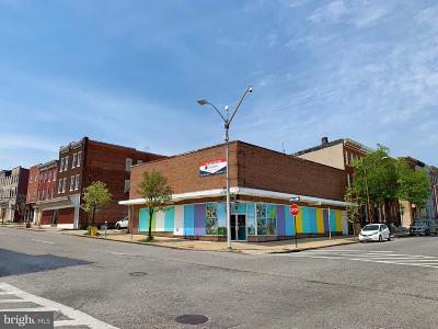 Commercial For Sale: 1700 W Pratt Street
