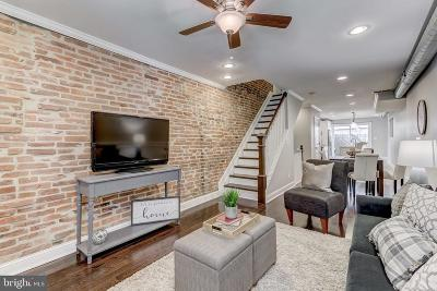 Fells Point Townhouse For Sale: 1728 Gough Street