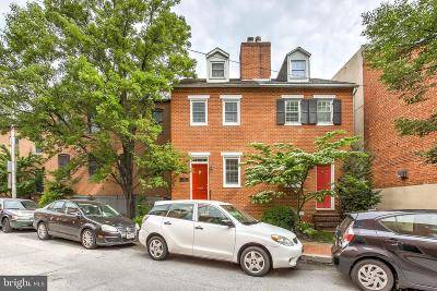 Baltimore Townhouse For Sale: 120 W Montgomery Street