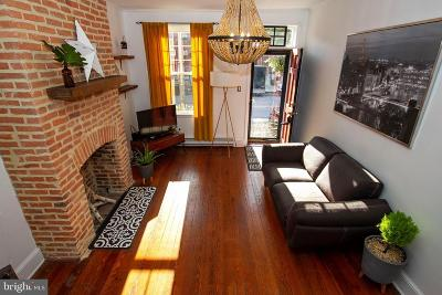 Baltimore Townhouse For Sale: 1630 S Charles Street