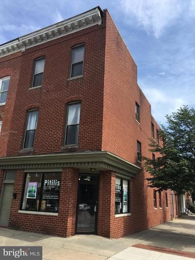 Baltimore Multi Family Home For Sale: 101 Warren Avenue