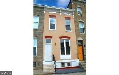 Patterson Place Townhouse For Sale: 2534 E Fayette Street