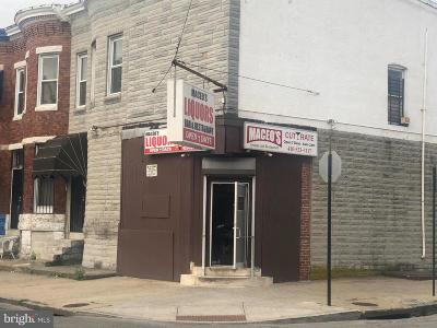 Commercial For Sale: 1922 N Monroe Street