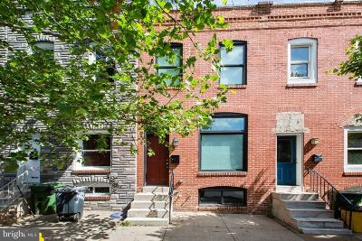 Townhouse For Sale: 3712 Claremont Street