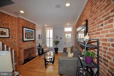 Rental For Rent: 2316 E Fayette Street