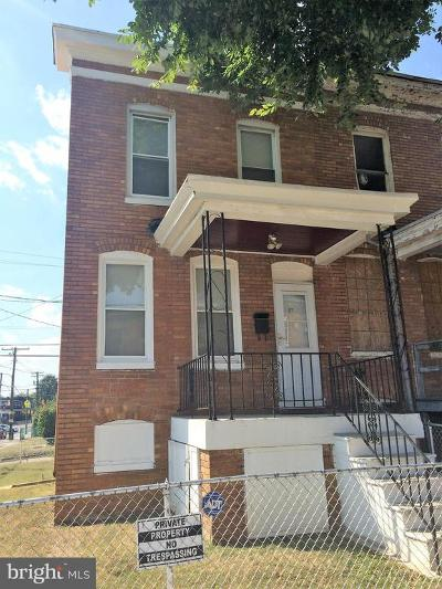 Baltimore Townhouse For Sale: 2 N Abington Avenue
