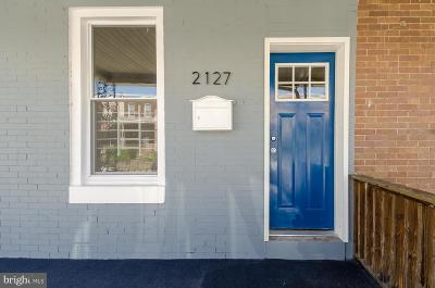 Mondawmin Townhouse Under Contract: 2127 N Smallwood Street