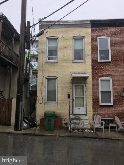 Riverside Park Townhouse For Sale: 1701 Marshall Street