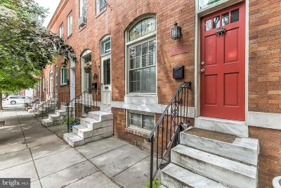Canton Townhouse For Sale: 522 S Lakewood Avenue