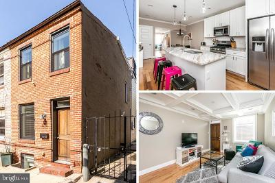 Fells Point Townhouse For Sale: 404 S Castle Street