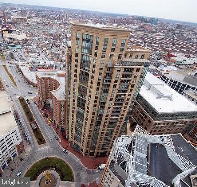 Baltimore Condo For Sale: 675 President Street #2205
