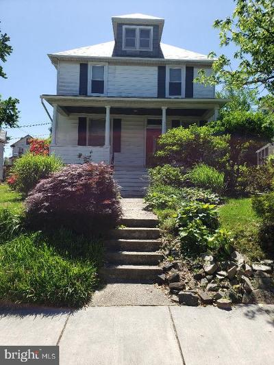 Baltimore Single Family Home For Sale: 5003 Catalpha Road