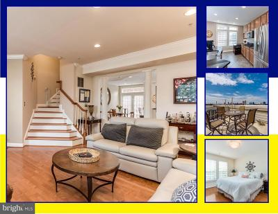 Federal Hill, Federal Hill - Riverside, Federal Hill South Townhouse For Sale: 721 E Fort Avenue