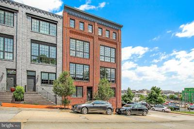 Baltimore City Townhouse For Sale: 3812 Dillon Street