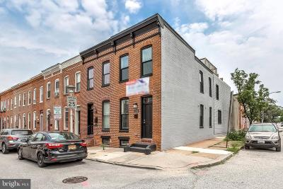 Federal Hill Townhouse Under Contract: 1753 Clarkson Street