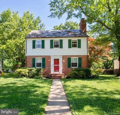 Baltimore City Single Family Home For Sale: 110 Cedarcroft Road