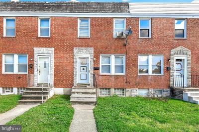 Townhouse Under Contract: 3770 Bonview Avenue
