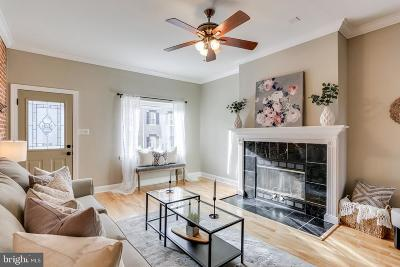 Federal Hill Townhouse For Sale: 1501 Battery Avenue