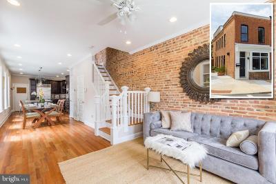 Canton Townhouse For Sale: 3139 Fait Avenue