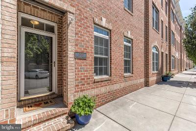 Locus Point, Locust Point, Locust Point/Silo Point Townhouse For Sale: 1305 Lowman Street