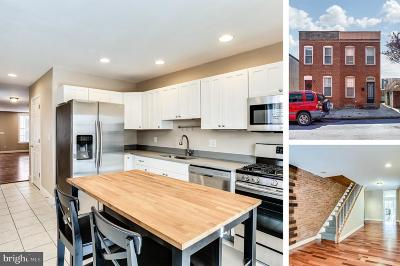 Federal Hill Townhouse For Sale: 1804 Byrd Street