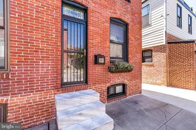 Canton Townhouse For Sale: 602 S Bouldin Street