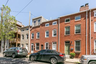 Fells Point Townhouse For Sale: 309 S Regester Street
