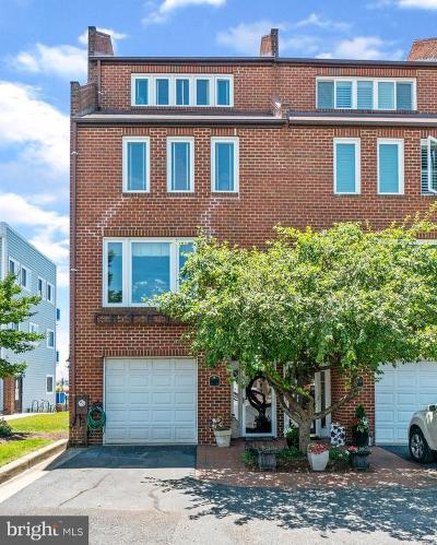 Canton, Canton Company, Canton Cove, Canton East, Canton, Patterson Park, Canton/Brewers Hill, Canton/Lighthouse Landing Townhouse For Sale: 2439 Boston Street