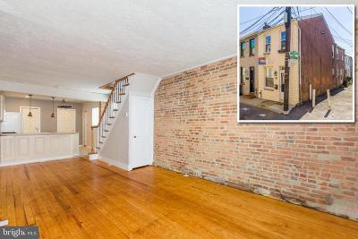 Butchers Hill Townhouse For Sale: 416 S Madeira Street