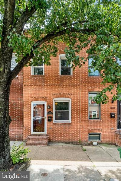 Baltimore Rental For Rent: 3311 O'donnell Street