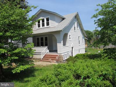 Baltimore Single Family Home For Sale: 3708 Glenmore Avenue