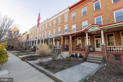 Baltimore Rental For Rent: 2611 N Calvert Street