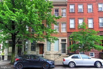 Mount Vernon Rental For Rent: 215 E Preston Street #3
