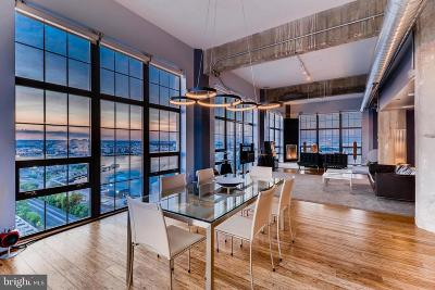 Locus Point, Locust Point, Locust Point/Silo Point Condo For Sale: 1200 Steuart Street #1611