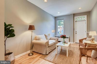 Baltimore Townhouse For Sale: 716 S Milton Avenue