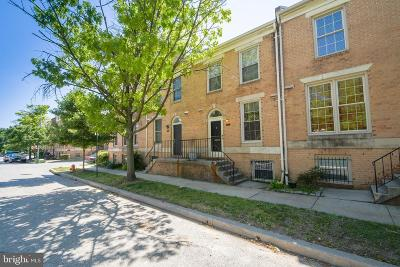 Baltimore City Townhouse For Sale: 1120 S Kenwood Avenue
