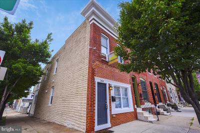 Canton Townhouse For Sale: 344 S Clinton Street