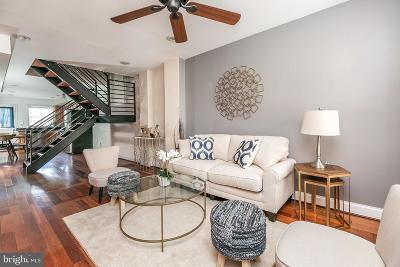Baltimore City Townhouse For Sale: 1712 William Street