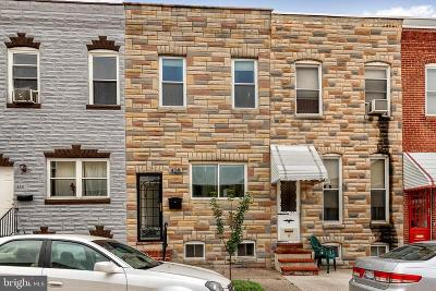Remington Townhouse For Sale: 428 Fawcett Street