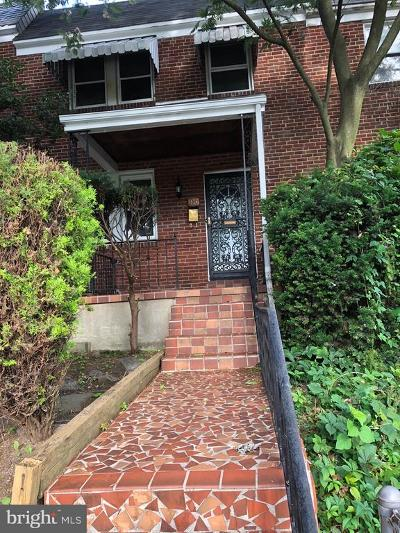 Baltimore City Townhouse For Sale: 816 Allendale Street