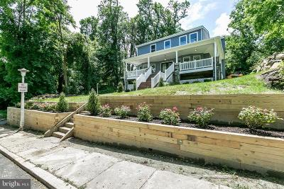 Baltimore City Single Family Home For Sale: 2404 Chelsea Terrace