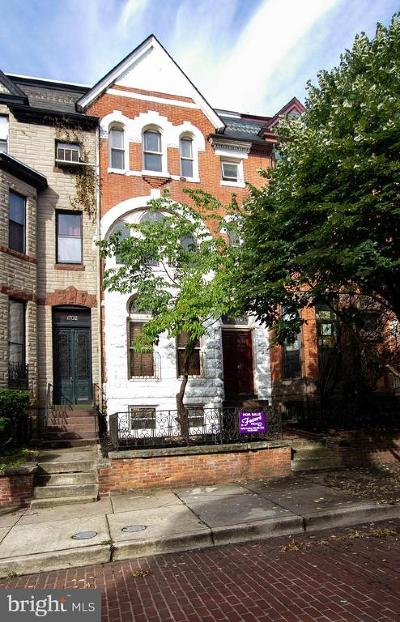 Baltimore City Townhouse For Sale: 1704 Linden Avenue