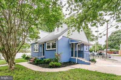 Baltimore City Single Family Home For Sale: 6724 German Hill Road