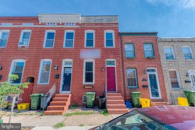 Canton Townhouse For Sale: 3018 Dillon Street