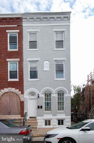 Baltimore MD Multi Family Home For Sale: $269,900